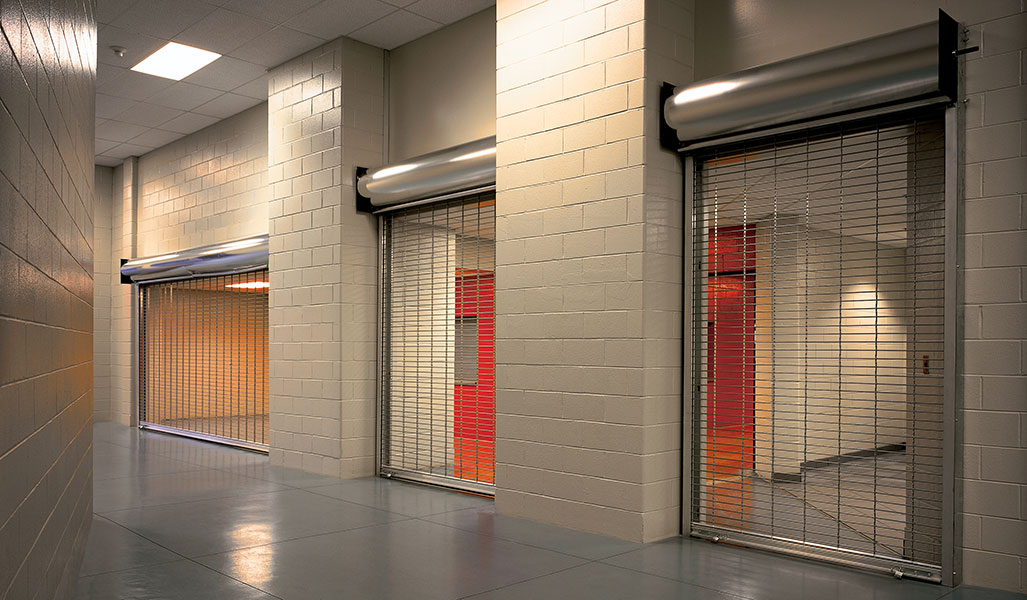 Thermacore Sectional Steel Doors Overhead Door Company